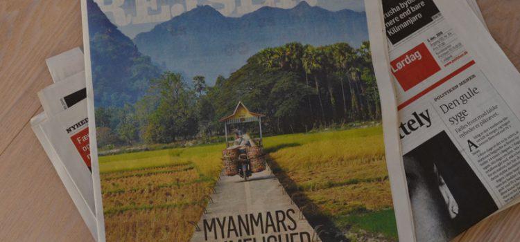 Rejseartikel fra Hpa-an i det sydlige Myanmar