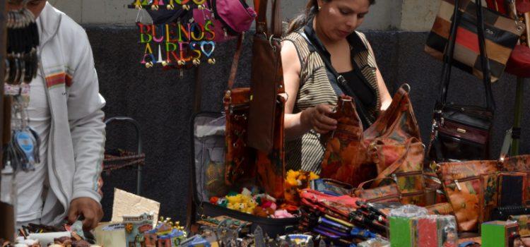 Søndagstur til Feria de San Telmo