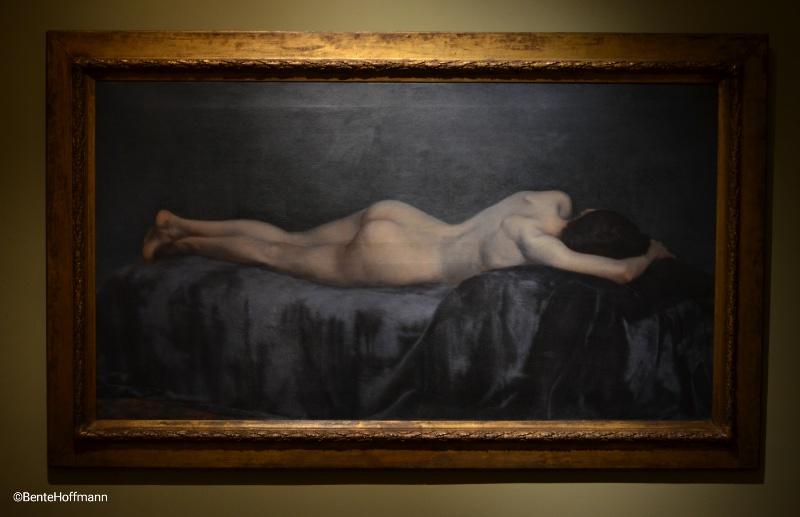Eduardo Schiaffino: Reposo, 1889