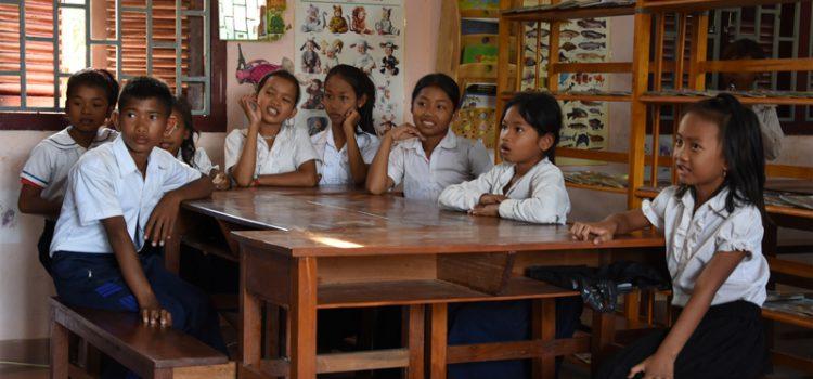 Et indblik i engelskundervisning i Cambodia – på universitetet og i en landsby