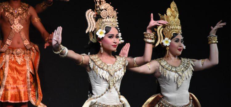Apsara-dans i Phnom Penh