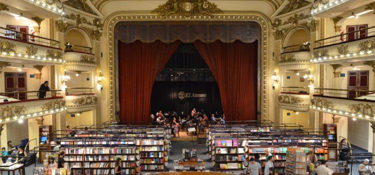 El Ateneo Grand Splendid, et must-see i Buenos Aires