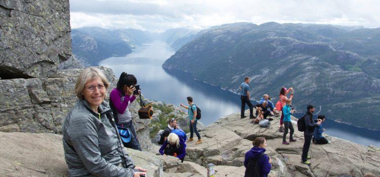 6 gode råd om at vandre til Preikestolen i Norge