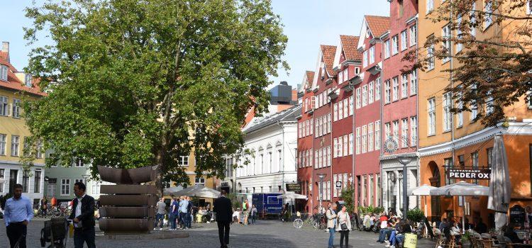 Zoom ind på Gråbrødretorv i København