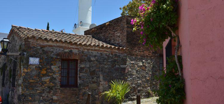 En smuttur til Colonia del Sacramento i Uruguay