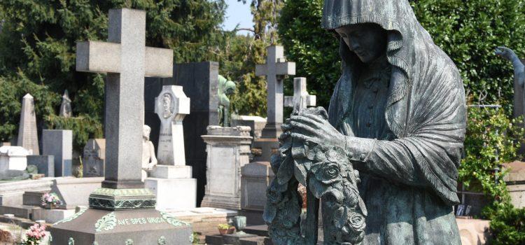 En alternativ kunstoplevelse: Cimitero Monumentale i Milano