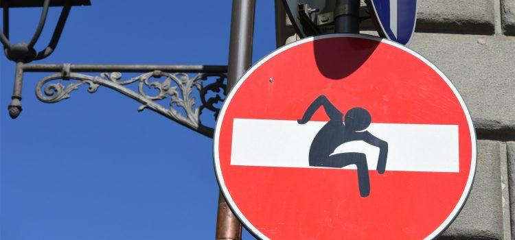 Masser af street art i Firenze