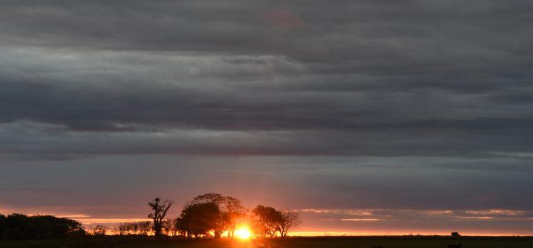 Nytårsaften i Ituzaingó i Argentina