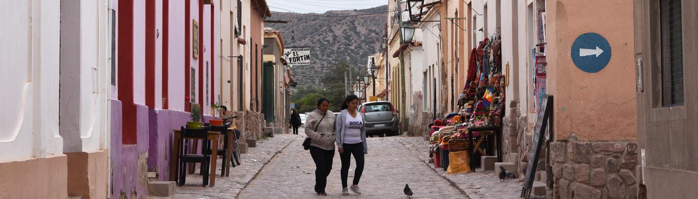Rejse i Argentina