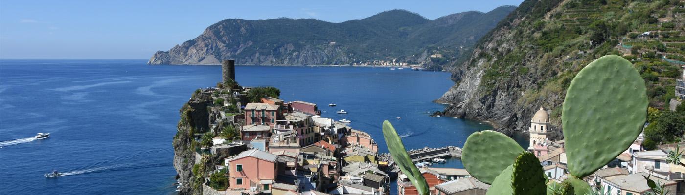 Rejse i Norditalien og Toscana