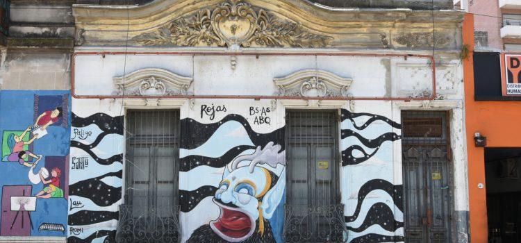 En street art-tur gennem Buenos Aires