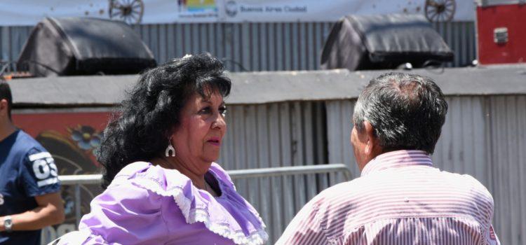 Søndagsudflugt til Feria de Mataderos