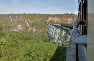 e gokteik-viadukt